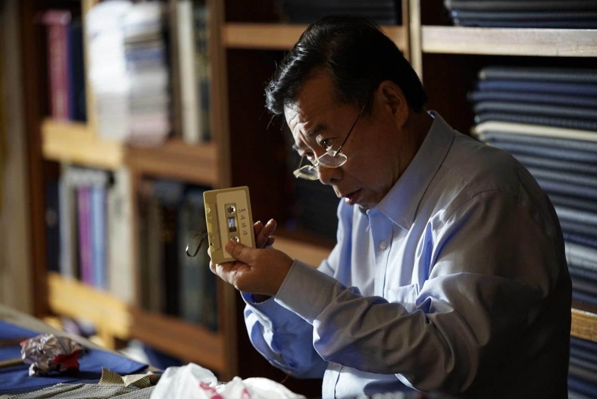 廖峻挑戰演出失智症 《寸尺》導演范云杰呼籲:愛要及時